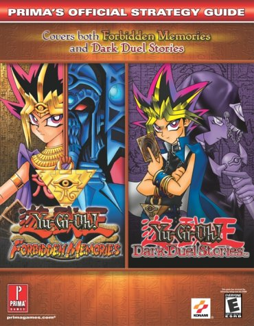 9780761541059: Yu-Gi-Oh!: Dark Duel Stories and Forbidden Memories (Prima's Official Strategy Guides)