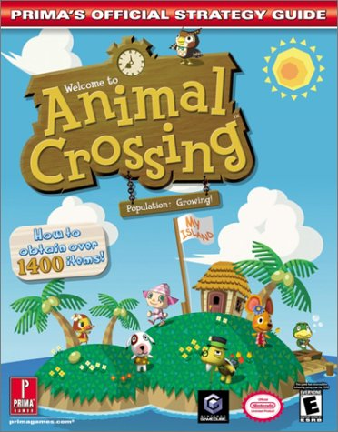 9780761541172: Animal Crossing (Prima's Official Strategy Guide)