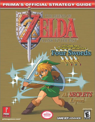 9780761541189: The Legend of Zelda - A Link to the Past (Prima's Official Strategy Guide)