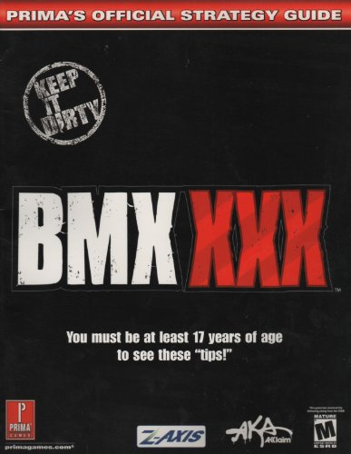 9780761541448: BMX XXX Official Strategy Guide