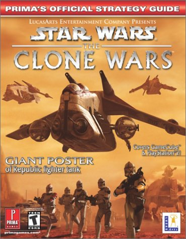 "9780761541653: ""Star Wars"": The Clone Wars - The Official Strategy Guide (Prima's Official Strategy Guides)"