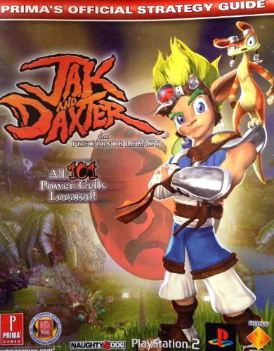 9780761541837: Jak and Daxter: The Precursor Legacy - Greatest Hits (Prima's Official Strategy Guide)