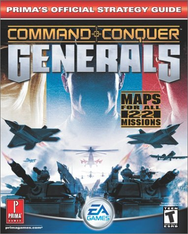 9780761541905: Command & Conquer Generals: Maps for All 1221 Missions