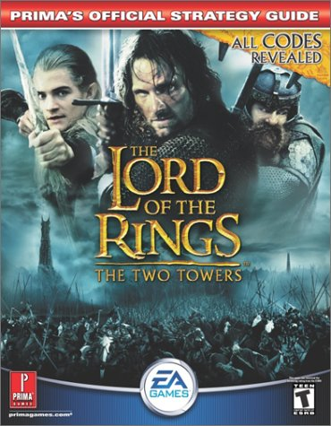 9780761541943: The Lord of the Rings: The Two Towers (Prima's Official Strategy Guide)