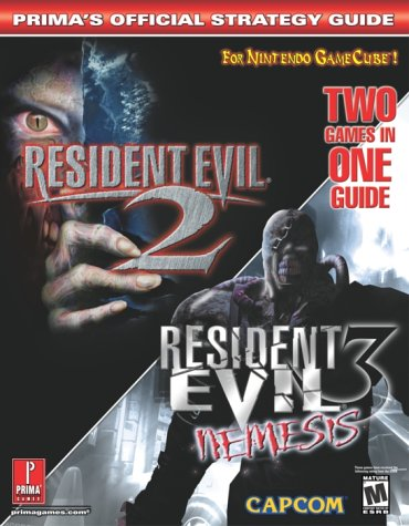 9780761541967: Resident Evil 2 & 3 (Prima's Official Strategy Guide)