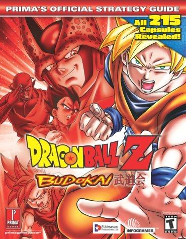 9780761542070: Dragon Ball Z: Budokai (Prima's Official Strategy Guide)