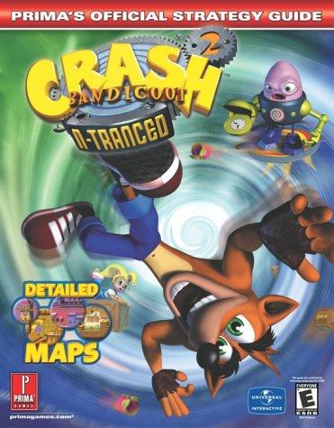 9780761542131: Crash Bandicoot 2: N-Tranced
