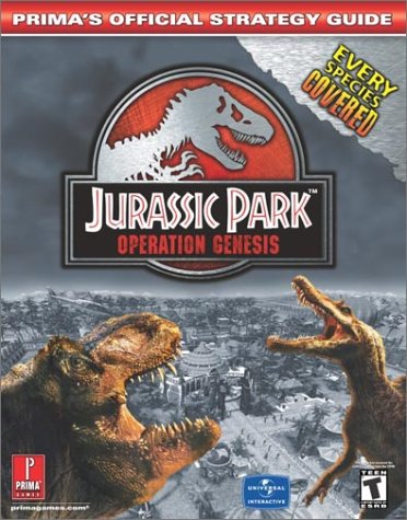 Jurassic Park: Operation Genesis (Prima's Official Strategy Guide): Searle, Mike