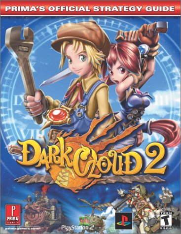 9780761542636: Dark Cloud 2: Prima's Official Strategy Guide (Prima's Official Strategy Guides)