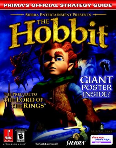 9780761542797: The Hobbit (Prima's Official Strategy Guide)