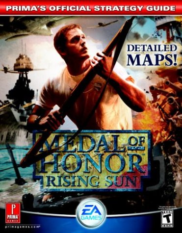 9780761542919: Medal of Honor: Rising Sun (Prima's Official Strategy Guide)