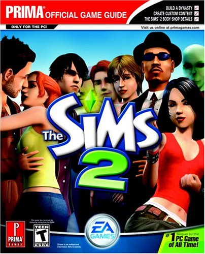 9780761542926: The Sims 2: Official Strategy Guide (Prima Official Game Guides)