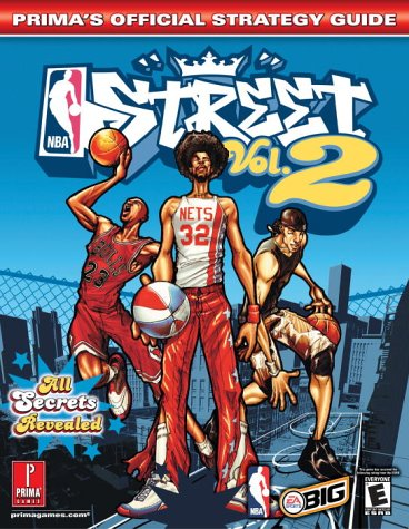 9780761543015: NBA Street: Prima's Official Strategy Guide, Vol.2