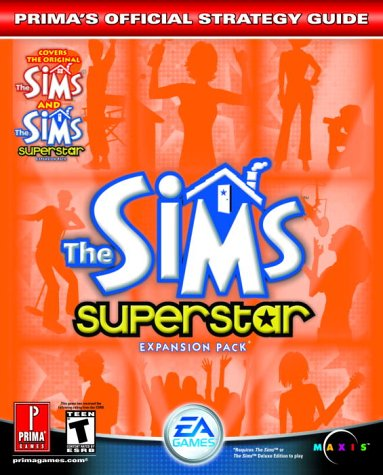 The Sims Superstar (Prima's Official Strategy Guide) (9780761543220) by Prima Games