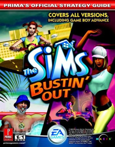 The Sims Bustin' Out (Prima's Official Strategy Guide): Kramer, Greg