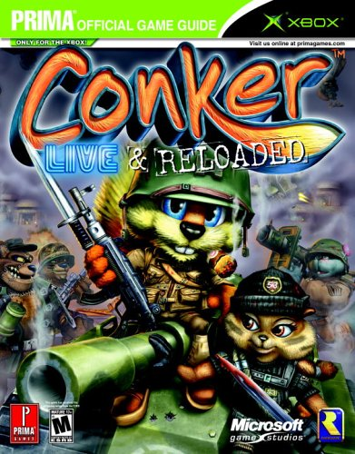 Conker: Live and Reloaded (Prima Official Game Guide): Hodgson, David