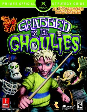 9780761543442: Grabbed by the Ghoulies: Official Strategy Guide (Prima's Official Strategy Guides)