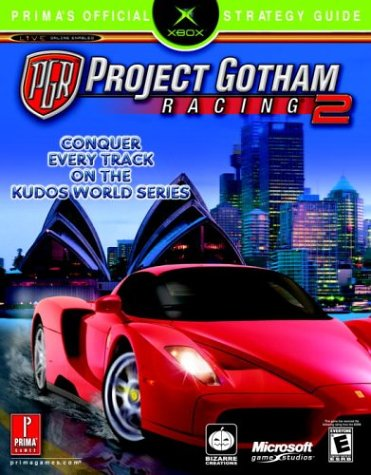9780761543459: Project Gotham Racing 2 (Prima's Official Strategy Guide)