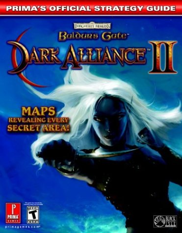 9780761543855: Baldurs Gate: Dark Alliance II - Official Strategy Guide