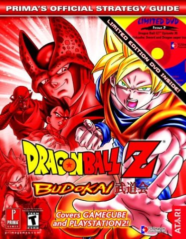 9780761544036: Dragon Ball Z: Budokai (GC/PS2) (Prima's Official Strategy Guide)