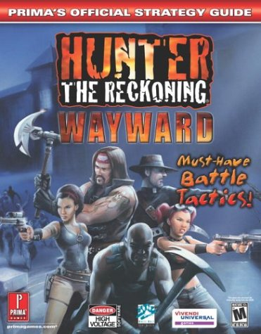 9780761544128: Hunter: The Reckoning Wayward - Official Strategy Guide