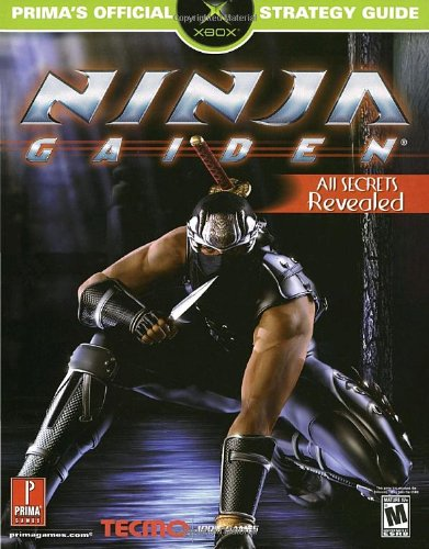 9780761544166: Ninja Gaiden (Prima's Official Strategy Guide)
