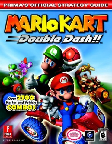 9780761544241: Mario Kart: Double Dash!! (Prima's Official Strategy Guide)