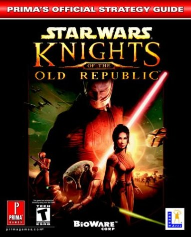 9780761544449: Star Wars: Knights of the Old Republic (PC Version): Official Strategy Guide