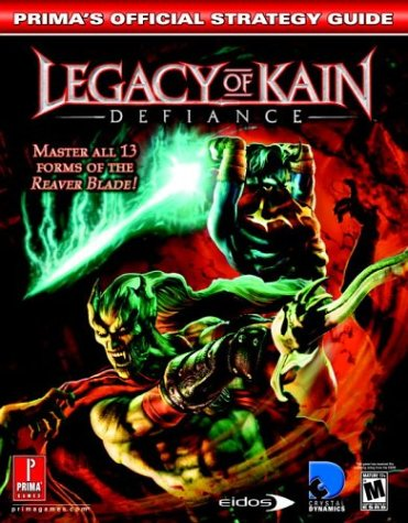 9780761544678: Legacy of Kain : Defiance: Prima's Official Strategy Guide