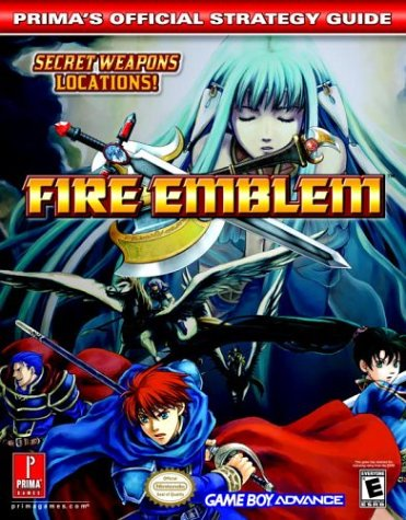 9780761544883: Fire Emblem: Official Strategy Guide (Prima's Official Strategy Guides)