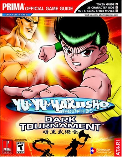 9780761545132: Yu-Yu Hakusho: Dark Tournament (Prima Official Game Guide)