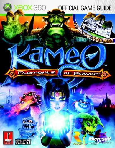 9780761545484: Kameo: Elements of Power: Prima Official Game Guide: The Official Strategy Guide