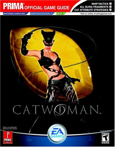 9780761545668: Catwoman (Prima's Official Strategy Guide)