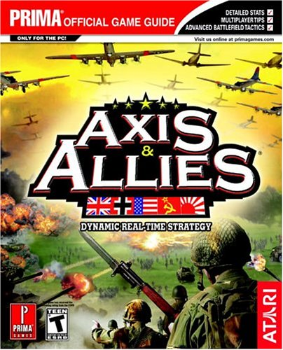 Axis & Allies (Prima's Official Strategy Guide): Knight, David