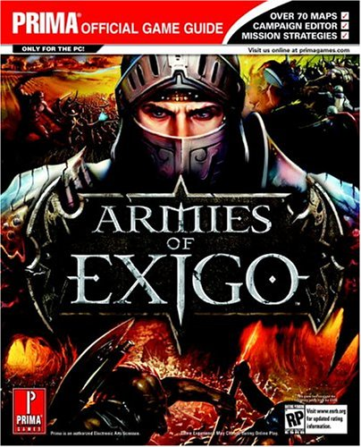 9780761546061: Armies of Exigo (Prima Official Game Guide)
