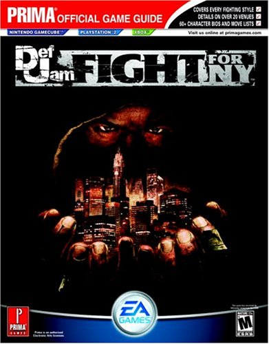 9780761546313: Def Jam Fight For NY (Prima Official Game Guide)