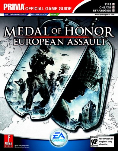 9780761546351: Medal of Honor: European Assault (Prima Official Game Guide)