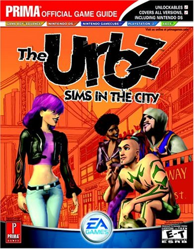 9780761546375: The URBZ: Sims in the City (Prima Official Game Guide)