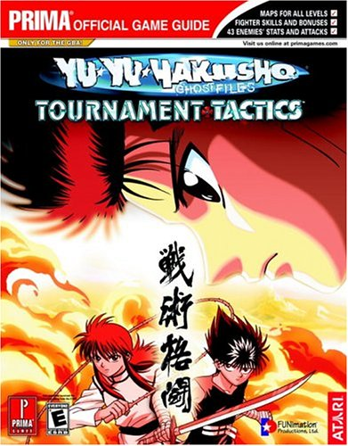 9780761546764: Yu-Yu Hakusho Tournament Tactics (Prima Official Game Guide)