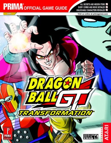 9780761546788: Dragon Ball GT: Transformation (Prima Official Game Guide)