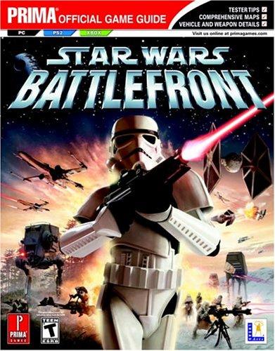 9780761547099: Star Wars Battlefront: Prima Official Game Guide