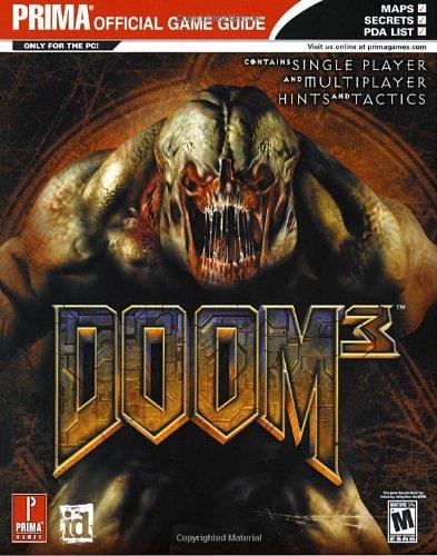 9780761547181: Doom 3 (Prima Official Game Guide)
