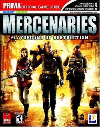 9780761547495: Mercenaries (Prima Official Game Guide)