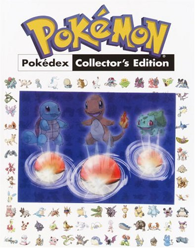 Pokemon Pokedex Collector's Edition (Prima's Official Pokemon Guide)