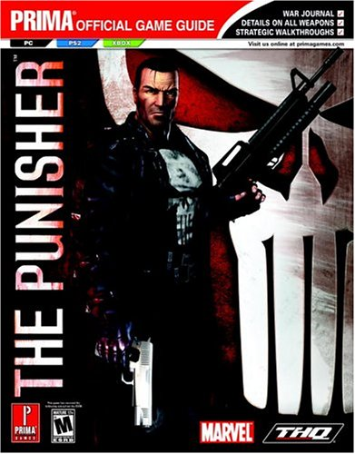 The Punisher (Prima Official Game Guide): Mylonas, Eric
