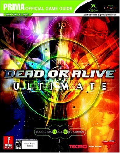 9780761548881: Dead or Alive Ultimate (Prima Official Game Guide)