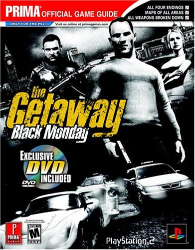 9780761549123: The Getaway Black Monday: Prima Official Game Guide