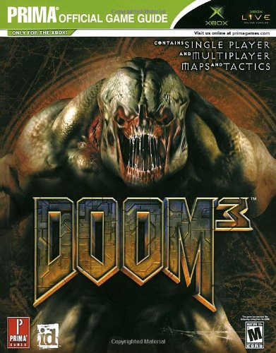 9780761549796: Doom 3 for X-box: the Official Strategy Guide (Prima Official Game Guides)