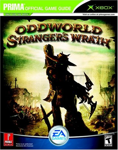 9780761550044: Oddworld Strangers Wrath: Official Strategy Guide