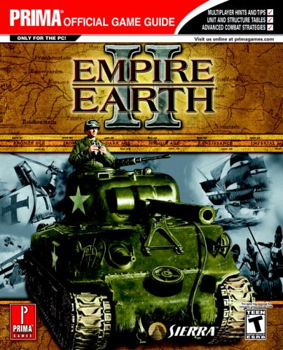 9780761550488: Empire Earth 2: Prima's Official Game Guide